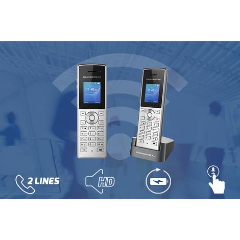 Grandstream - WP810 - Wifi - Dect - Telefon